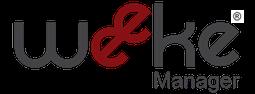 logo weeke manager